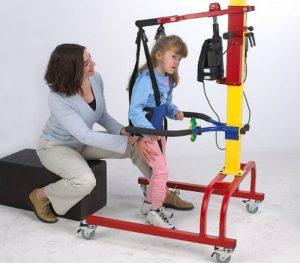 Вертикализаторы для детей с ДЦП