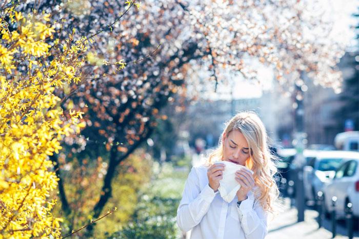 Как проявляются симптомы аллергии?