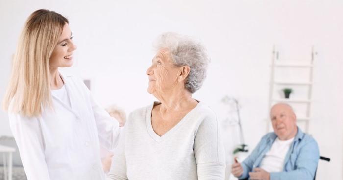 Деменция и дома престарелых