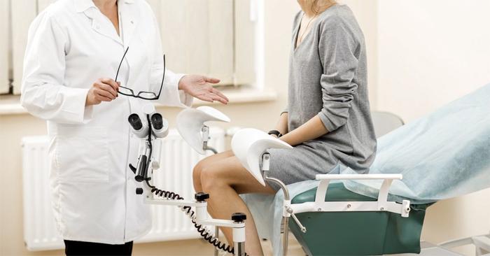 Показания к посещению гинеколога